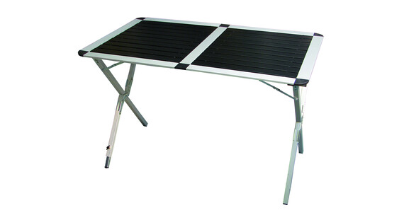 bel-sol Table  roulettes en aluminium Rolli large